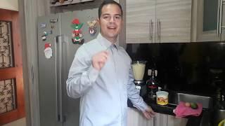 Receta de ponche crema casero venezolano