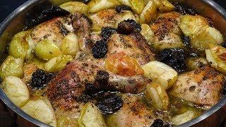 Kurczak a'la Kaczka -KuchniaKwasiora