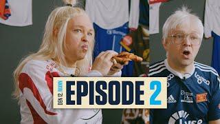 DEN 12. MANN: Episode 2   Fredrikstad, Viking, Vålerenga og Rosenborg