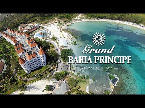 Grand Bahia Principe, Jamaica (4K)