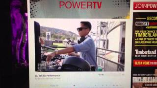 DJ TAKTIX Power 106 Who