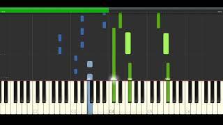 Gambar cover Vancouver Sleep Clinic -Someone to Stay Piano Midi tutorial Sheet app Cover Karaoke
