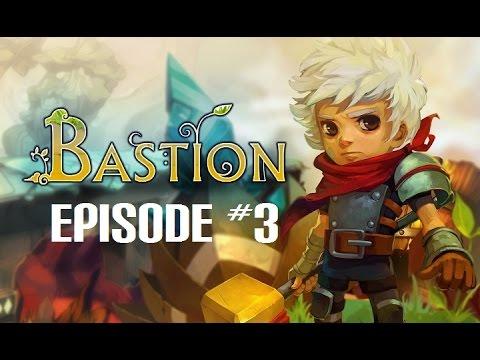 Bastion Episode 3 - Meeting a New Survivor