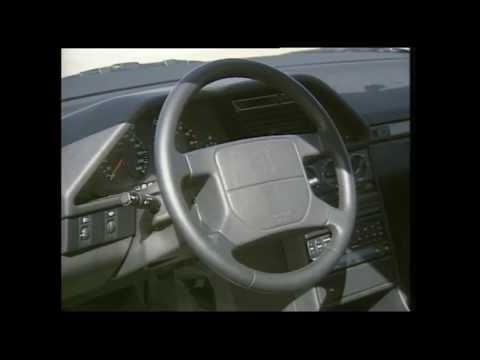 Essai Peugeot 605 phase 2