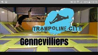 TROS FUN !!!!!!    TRANPOLINE CITY GENNEVILIERS