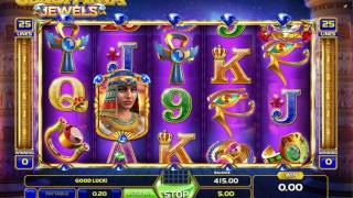 Cleopatra Jewels Slot