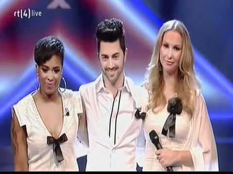 The X Factor 2011 - Liveshow 2 - Adlicious: Black and White