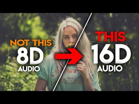 Billie Eilish - Everything I Wanted [16D AUDIO | NOT 8D] 🎧