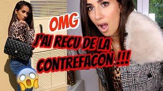 J'AI REÇU DE LA CONTREFAÇON !!! 😱