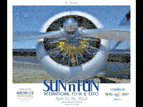 SUN 'n FUN 2015 - Volunteer Meeting