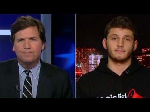 Tucker versus socialist