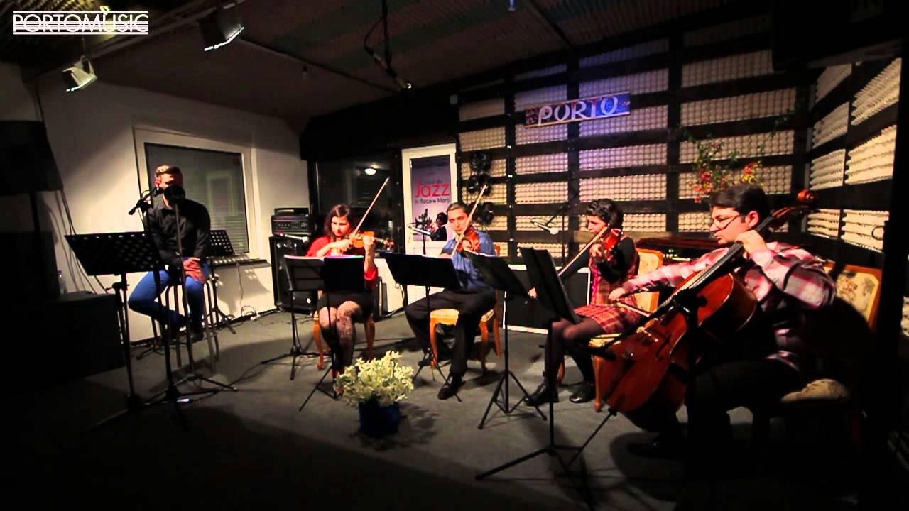 Magic Quartet - Vivo Per Lei Live@PortoMusic - YouTube