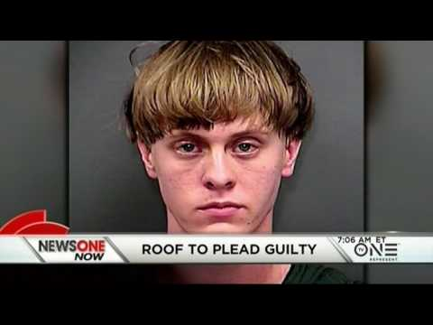 Dylann Roof To Plead Guilty To State Murder Charges