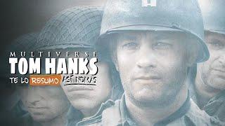 Las Mejores Peliculas de Tom Hanks | #TeLoResumo