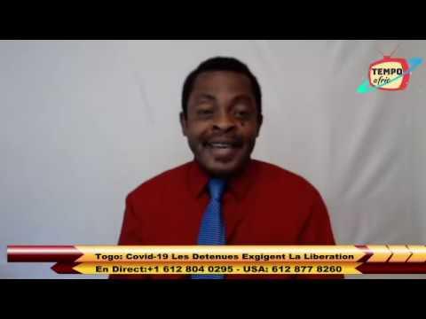 Togo: Les detenus revoltés exigent libération apres des cas confirmés de covid-19