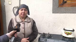 Гази Узбекистон ба хонаи сокинони Душанбе расид