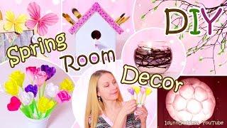5 DIY Spring Room Decor Ideas – Easy DIY Room Decorations For Spring