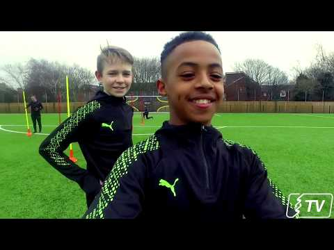 CRAZY SKILLS SESSION! 🔥 OMARI HUTCHINSON & SAM BAYFORD