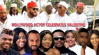 Valentine Celebration - Ken Erics & Nollywood Actors Celebrate Valentine 2018