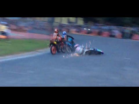 Bi Kịch Vòng Chung Kết YA Z 125cc tại Trà Vinh 7/11/14
