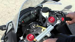 Kawasaki  Ninja ZX 10R 2011 Videos