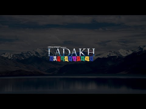Ladakh Never Before | A Travel Experience