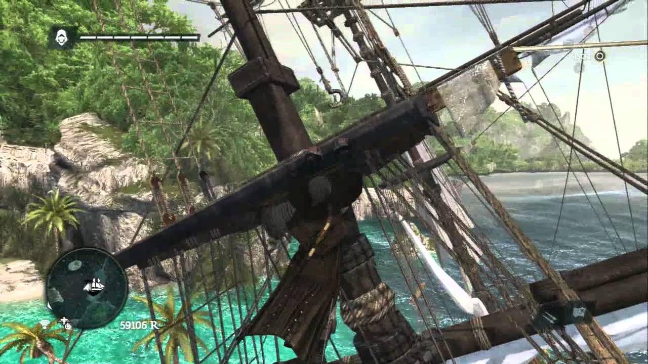Assassin's Creed 4 - Black Flag / Bug - Jackdaw semi ...