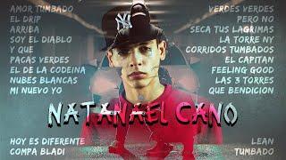 Corridos Tumbados Mix 2021   Natanael Cano Mix   Top 20