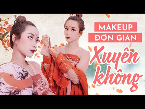 makeup cổ trang tại Kemtrinam.vn