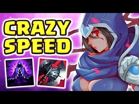 I CAN JUMP OVER ANYTHING ?! NEW TALON REWORK SPOTLIGHT (FULL AD TALON JUNGLE) - Nightblue3