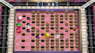 Bomberman Hardball PS2 Gameplay HD (PCSX2)