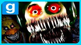 Five Nights at Freddy's - КАРТА УЖАСА И СТРАХА | Garry's Mod КАРТА