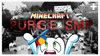 THE FIRST PURGE on the Minecraft Purge SMP