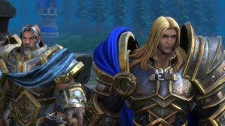 Warcraft III: Резня в Стратхольме — кампания