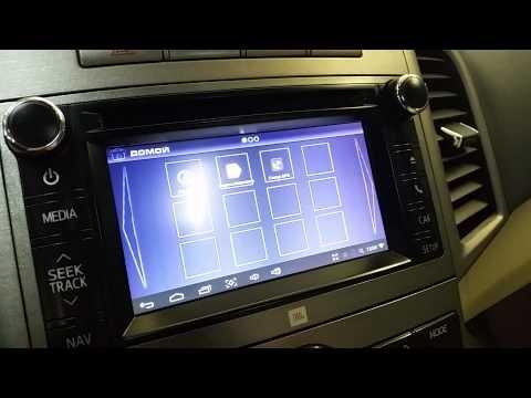 Цифровой тв и андройд Ms900i в Toyota Venza