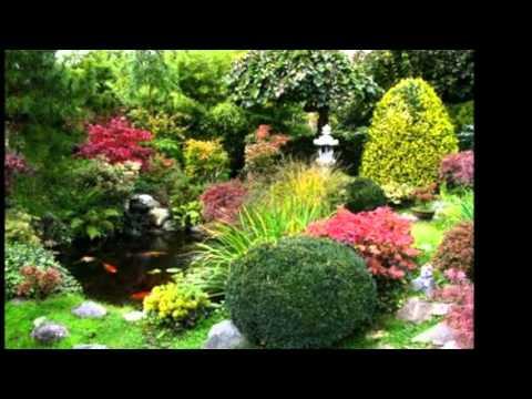 Jardines muy bonitos youtube for Cerramientos de jardines fotos