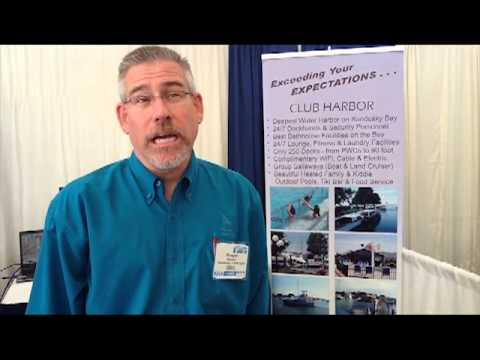 2012 North American DEMO Boat Show - Sandusky Yacht Club