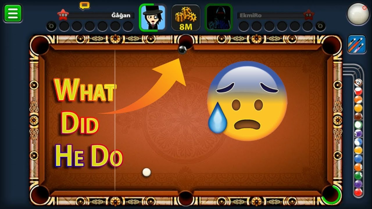 8 Ball Pool - First Time Playing In Rome See What Happened ...