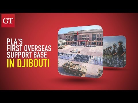 Western Media Debunked: China stretches its long arm to Djibouti?| Global Times