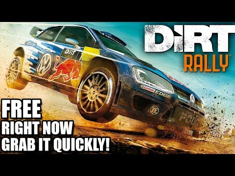 [ENDED]Dirt Rally Is Free Right Now - Grab It Quickly! [Humble / Steam]