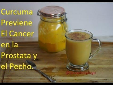 cúrcuma de próstata en español