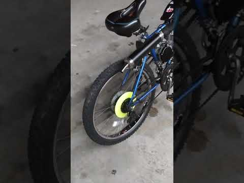 "1994 Huffy 24"" CLEAN on chrome rims"