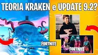 FORTNITE-KRAKEN in the CASTLE, BANNED KID AT TWITCH and PATCH 9.20?