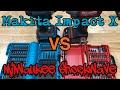 Makita Impact X vs Milwaukee Shockwave Impact Bits