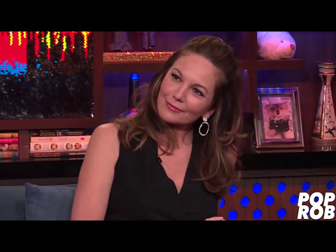 DIANE LANE SAYS AVENGERS IS BETTER THAN JUSTICE LEAGUE!