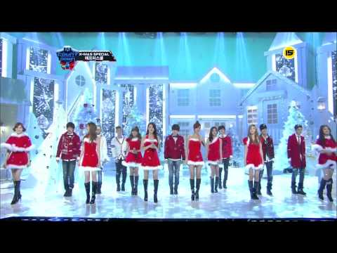 111222 Happy Pledis - Love Letter
