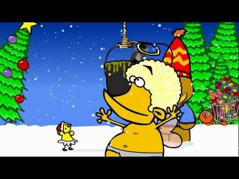 Weihnachtsgruss vom Ulkbär