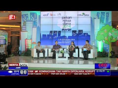 CEO Talks: Benchmark Industri Manajer Investasi Indonesia