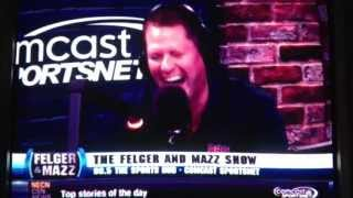 Felger & Mazz - New England Fans Struggle To Pronounce Athlete Names