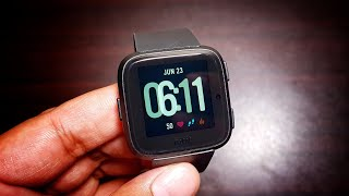 10 cool things to do with Fitbit Versa!